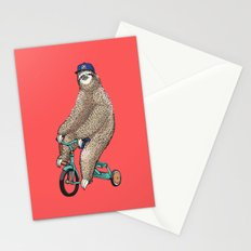 Haters Gonna Hate Sloth Stationery Cards