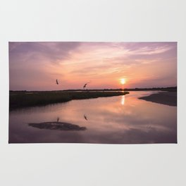 North Topsail Sunset Rug