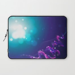 Under the Phantom Sea Laptop Sleeve