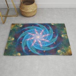 Nova Star Mandala Rug
