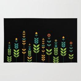 Simple Flowers Rug