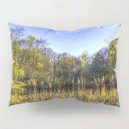The Bulrush Pond Pillow Sham