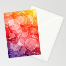 Party Bubbles Stationery Cards