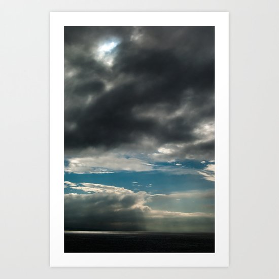 The Second Wave Art Print