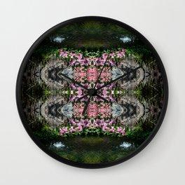 Mystical Vibe II Wall Clock