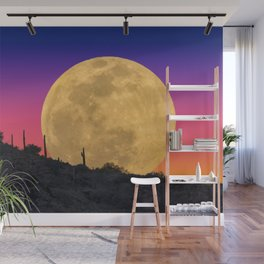 Once In a Lifetime Wall Mural