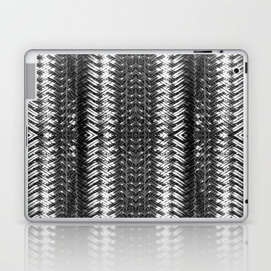 Metal Cord Laptop & iPad Skin