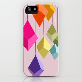 Hanging Ornaments iPhone Case