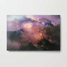 Background nature Metal Print