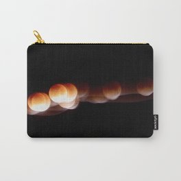 Super Blue Blood Moon Trails Carry-All Pouch