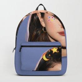 Kawaii moon girl Backpack