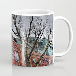 Welcome To Fenway Park Coffee Mug