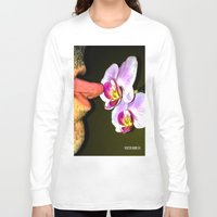 cunt Long Sleeve T-shirts featuring funny painting lick BDSM fetish Big dick cock suck oral sex pussy cunt transgender anal fuck  by Velveteen Rodent