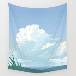 Cloudfront Wall Tapestry