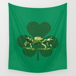 A Pinch o' Green Wall Tapestry