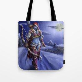 Sylvanas Windrunner Tote Bag
