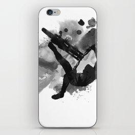MTB Aqua Trickz iPhone Skin