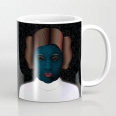 Princess Leia Art - Tribute to Carrie Fisher Mug