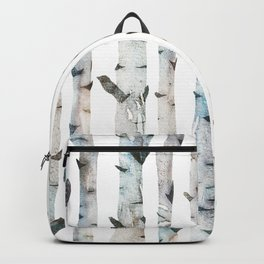 Birch Tree collab. with @rodrigomffonseca Backpack