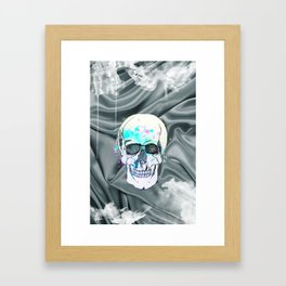 Show Your Colors Framed Art Print