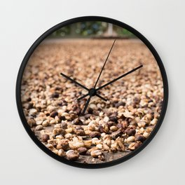 Coffee Plantation 2 Wall Clock