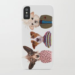Alvin Willis Murphy Brown iPhone Case