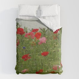 First World War Poppies Comforters