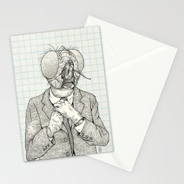 The Fly Stationery Cards