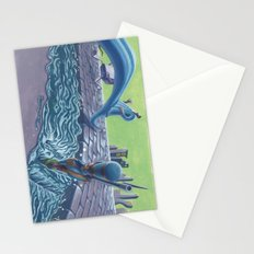 POEM OF FLOOD Stationery Cards