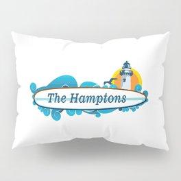 The Hamptons - Long Island. Pillow Sham