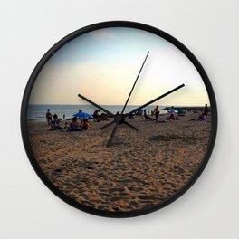 Summer Dayz Wall Clock