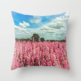 Bold Is Beautiful Throw Pillow