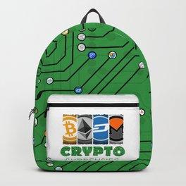 Crypto Market Backpack