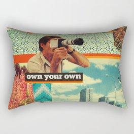 Retrica Rectangular Pillow