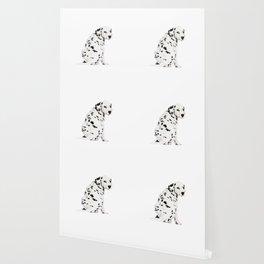 Cute Dalmatian 4 Wallpaper