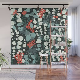 Lily of the valley Wall Mural