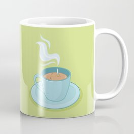 Hot Coffee, Not! Coffee Mug