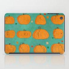 pumpkins iPad Case
