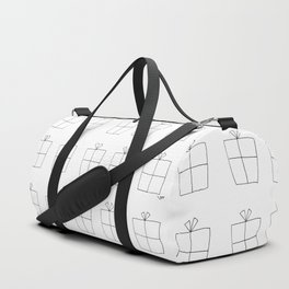 You Are In This World So Let's Celebrate Everyday Duffle Bag