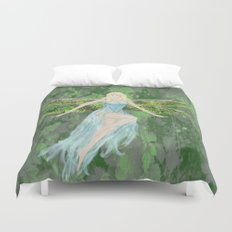 Fairy, fairytale art Duvet Cover