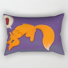 Fox&Moon Rectangular Pillow