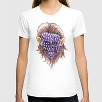 ape T-shirts featuring Grape Ape by ronnie mcneil