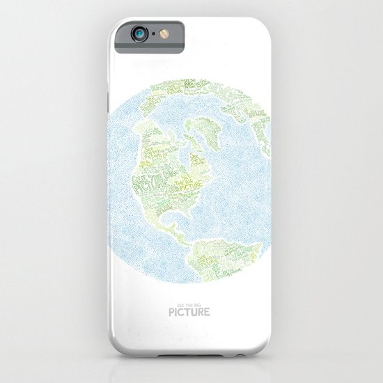 See the big picture iPhone & iPod Case