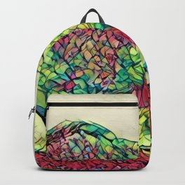 The Colorful Camel Backpack