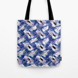 Mosaic Print Tote Bag