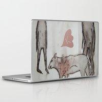 kill la kill Laptop & iPad Skins featuring Kill by Knowme Faraway