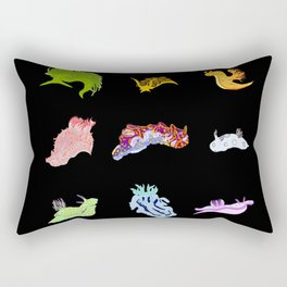 All the nudis Rectangular Pillow