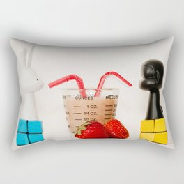 smoothie Rectangular Pillow