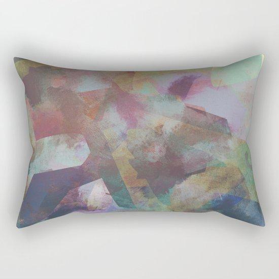 Camouflage XV Rectangular Pillow