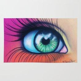 Kaleidoscopic Vision Rug
